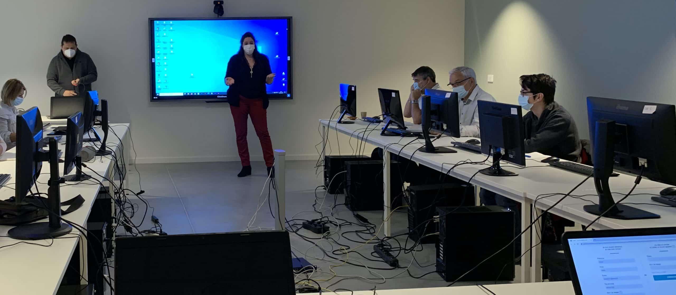 Formation informatique le Puy en Velay